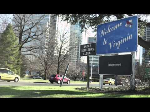 Adult Swim - March 31, 2014 Rebranding Bumpers (HD 1080p)