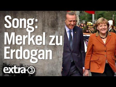 Merkel-Song: Das macht nix | extra 3 | NDR