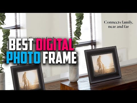 Pictures of digital photo frames