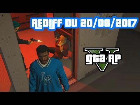 VOD#14 GTA RP - EXÉCUTION D'UNE POUCAVE