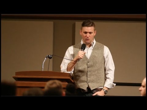 Richard Spencer Texas A&M (MUCH BETTER QUALITY)