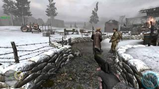 Call of Duty 2 Gameplay (PC HD)