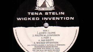 Tena Stelin - Wicked Invention - Track 7 Political Confusion