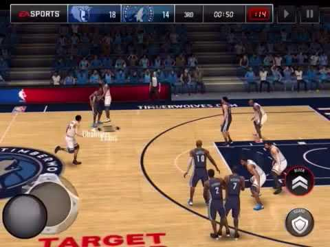 EPISODE #11 OF MY NBA LIVE MOBILE SERIES!!!!!!!!!!!!!