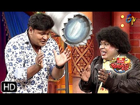 Bullet Bhaskar, Awesome Appi Performance | Extra Jabardasth | 8th  February 2019   | ETV  Telugu