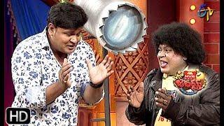 Bullet Bhaskar, Awesome Appi Performance | Extra Jabardasth | 8th  February 2019   | ETV  Telugu