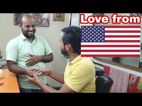 Reiki Master deep tissue head massage   Indian Massage