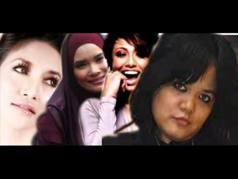Ziana Zain, Nora, Ning Baizura & Dessy Fitri - Cinta Di Akhir Garisan