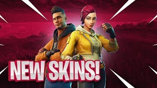 "NEW ""MAVERICK AND SHADE"" Skins In Fortnite!!! - COME JOIN and PLAY! (Fortnite Battle Royale)"