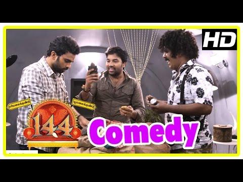 144 Movie Comedy Scenes   Part 2   Shiva   Ashok Selvan   Ramdoss   Oviya