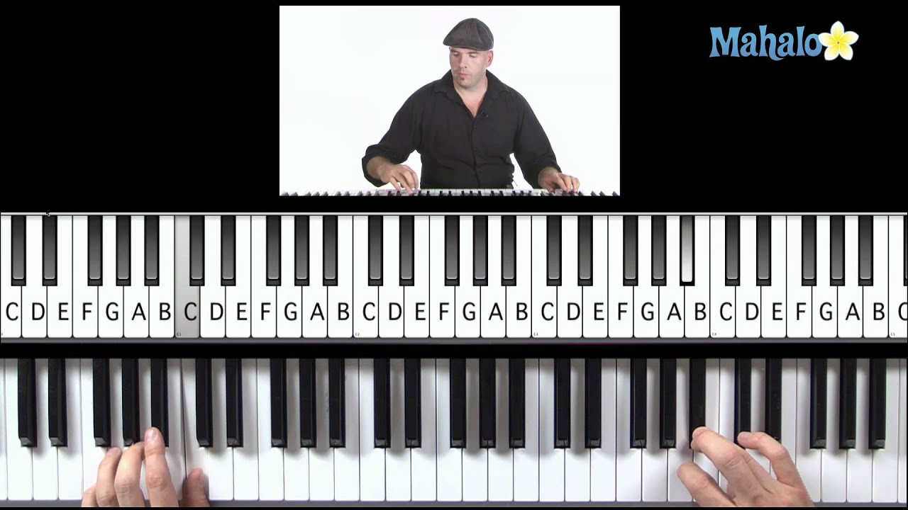 Learn piano hd how to play f major scale right and left hand on learn piano hd how to play f major scale right and left hand on piano hexwebz Images