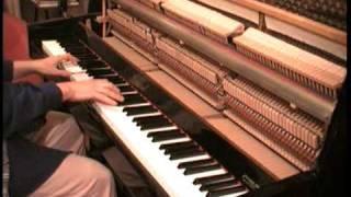 Concierto de Aranjuez (2nd mov. - piano jazz interpr. - comp. J. Rodrigo - perf. G. Rizzarelli)