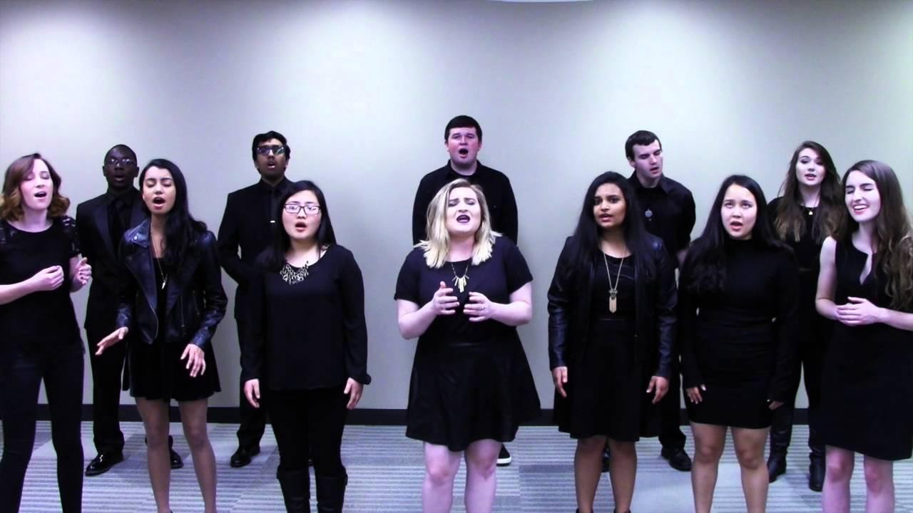 UAB Beyond Measures - Chandelier - YouTube