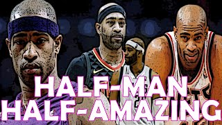 The Half-Man Half-Amazing Career of Vince Carter!