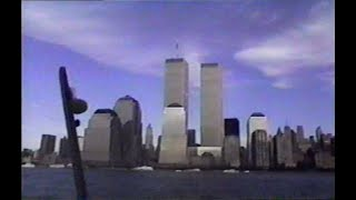 Stick Stickly visits the Twin Towers (1995)