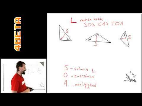 Wiskunde basis - SOSCASTOA - ezelsbruggetje bij sinus, cosinus, tangens.mp4