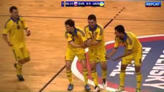Словакия - УКРАИНА - 0-6. Плей-офф ЧМ-2016, первый матч