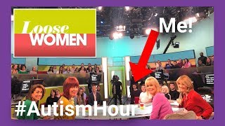 I Was On the FIRST EVER Autism Friendly TV Show!