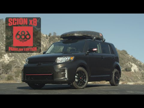 scion xb 686 parklan limited edition walkaround scion youtube. Black Bedroom Furniture Sets. Home Design Ideas