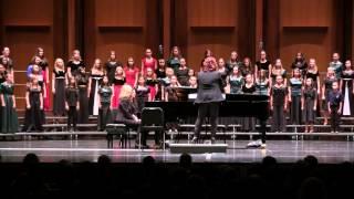 ccsd honor choir concert 2014 middle school las vegas