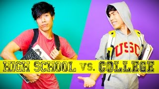 High School You Vs. College You thumbnail