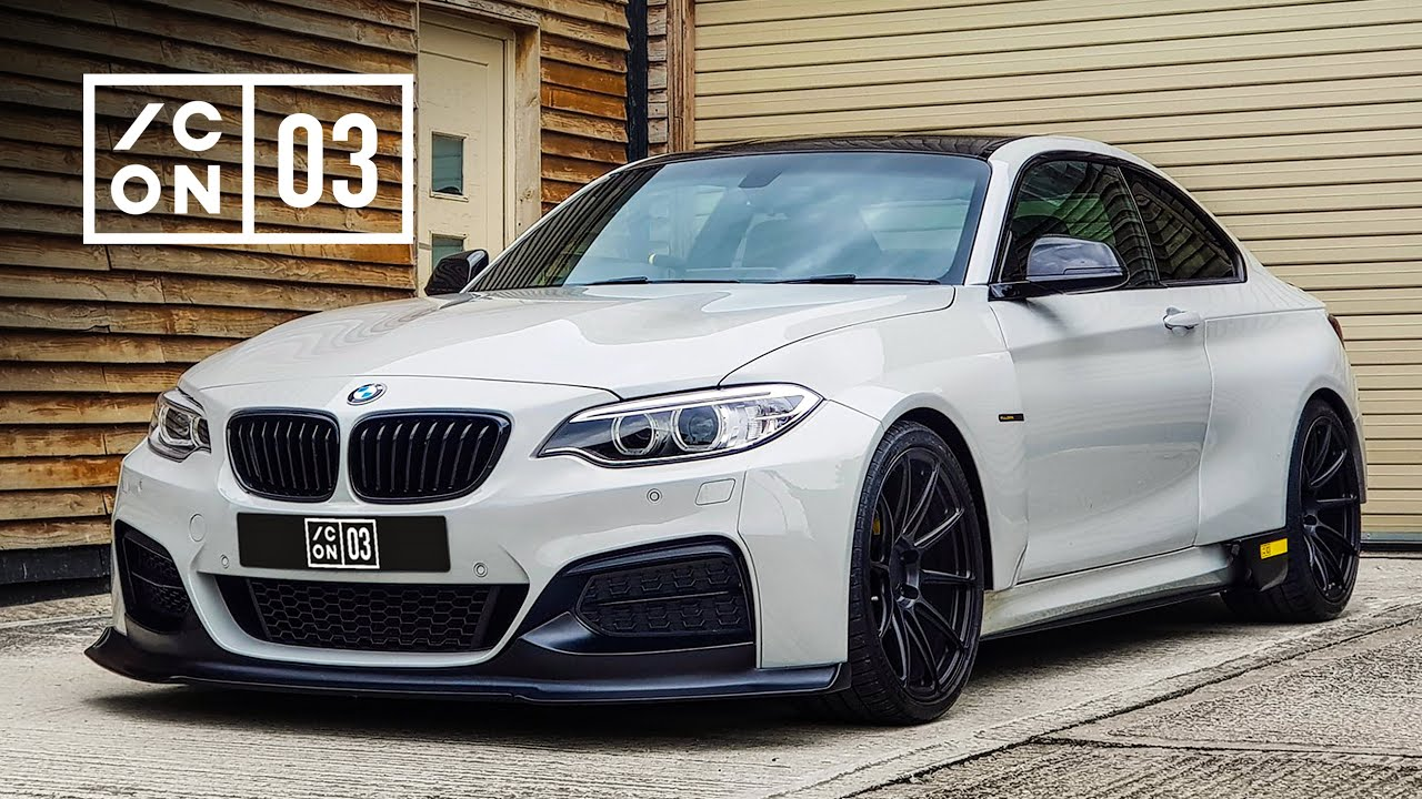 Is This The Ultimate Modified Bmw M240i Mulgari Icon 03 Road Review Carfection 4k Youtube