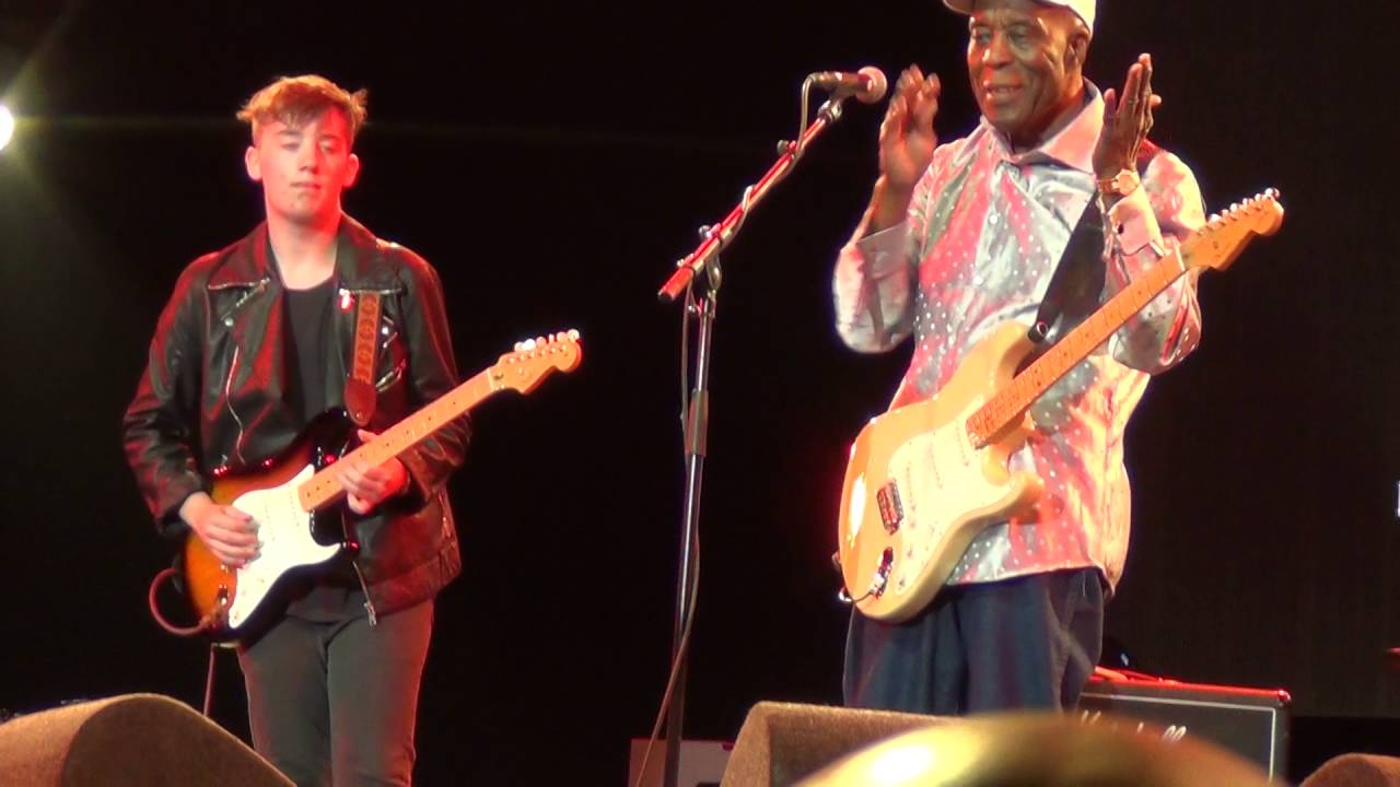 buddy guy with special guest quinn sullivan live at north sea jazz 2016 youtube. Black Bedroom Furniture Sets. Home Design Ideas