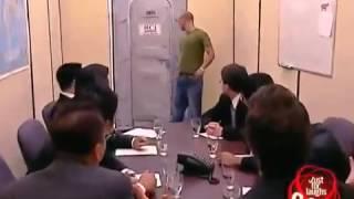 Приколы на людьми - После туалета :D