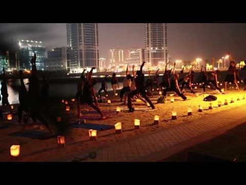 FULL MOON YOGA | GRAND HYATT DOHA