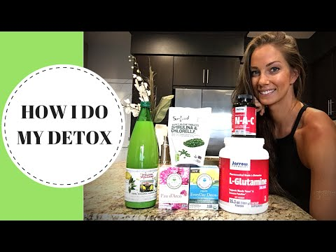 How I Do My Detox | Detox & Healing Supplements