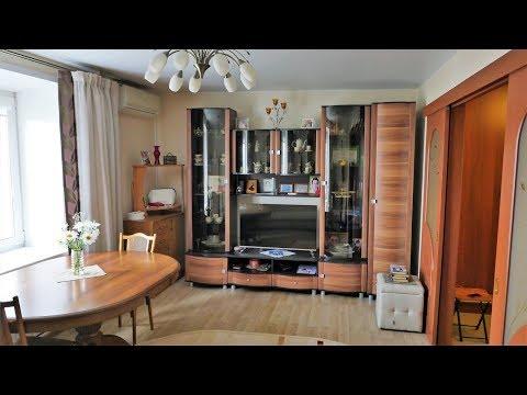 Двухкомнатная квартира в центре Казани с прекрасными видами, из разряда заезжай и живи