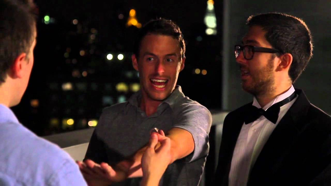 Jake and amir date