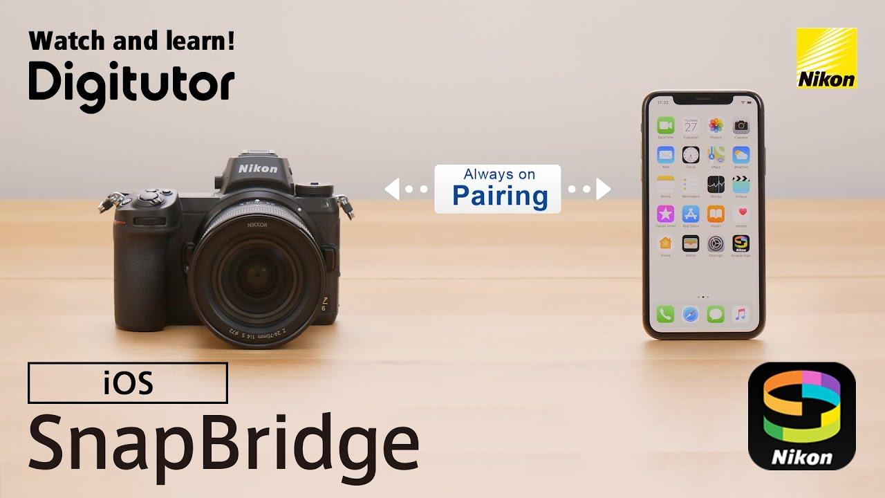 Nikon SnapBridge 2 5 4
