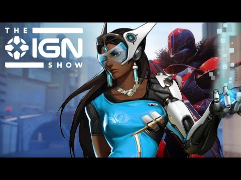 Destiny 2, Vidcon, Overwatch Tips, and More! - The IGN Show Ep. 1