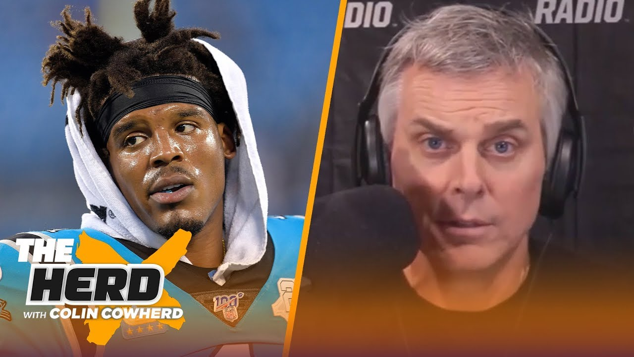 Tyrod Taylor is better option for Chargers than Cam, 'no excuses' for GMs in Draft | NFL | THE HERD