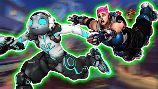 Overwatch: The Rollout