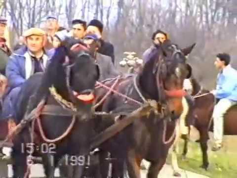 Badnji dan u Srpskom Itebeju - januar 1991.