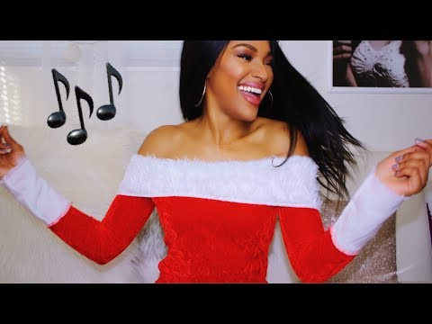 Lit Christmas Music Playlist and I SING