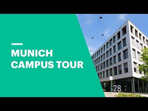 Explore EU's Munich Campus