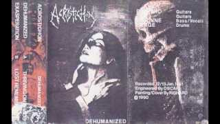 Acrostichon - Dehumanized [1991][Full Demo][HQ] YouTube Videos