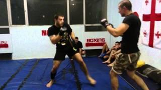 MMA GEORGIA - IKA vs ZURA