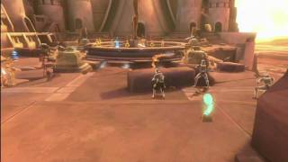Star Wars The Clone Wars: Republic Heroes gameplay video 5 E3 2009 LucasArts