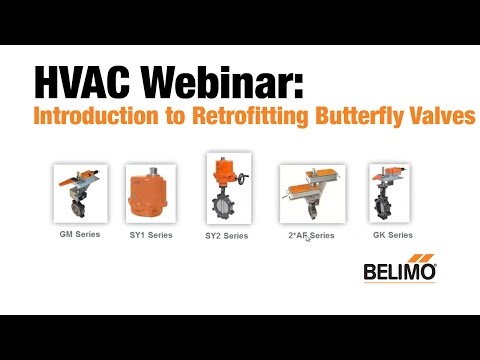 Introduction to Retrofitting Butterfly Valves