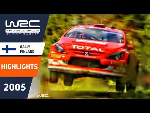 WRC Highlights: Finland 2005: 52 Minutes