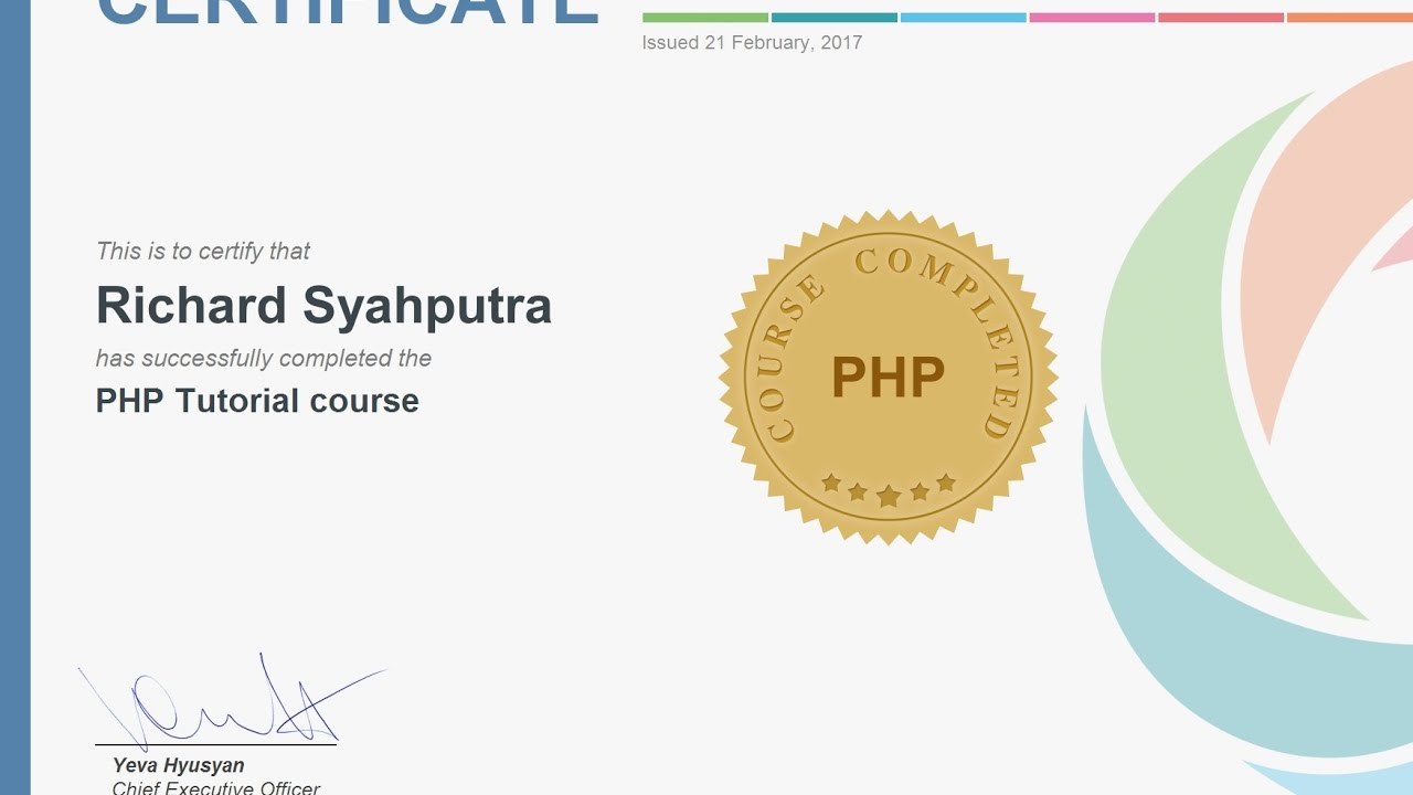 How To Get Sololearn Certificate 2017 Programming Certification