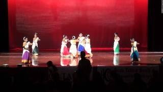 KCS Onam Mela 2011 -  Sasikala charthiya dance