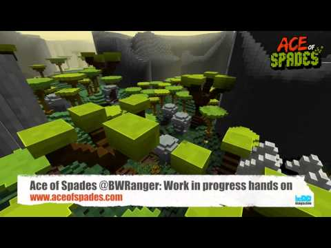 Ace of Spades 2012 - Call of Duty meets Minecraft
