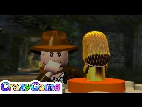 #Lego Indiana Jones The Original Adventures Episode 1 - The Lost Temple