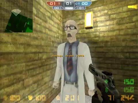 Counter Strike 16 Cstrikeexe