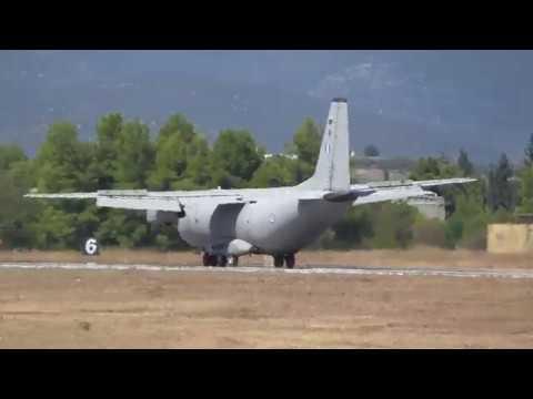 Hellenic Air Force Alenia C-27 Spartan